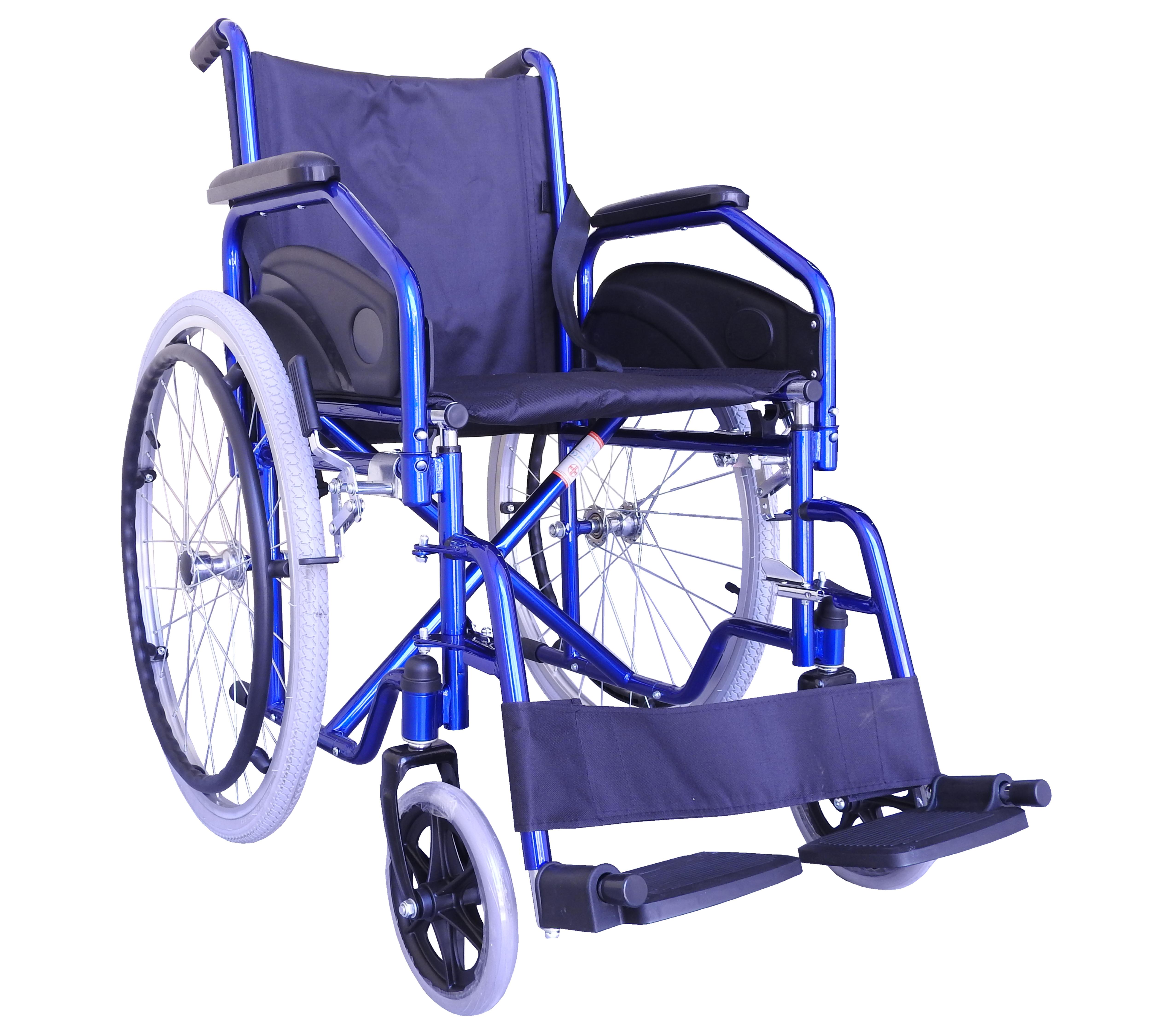 Carrozzina pieghevole ad autospinta agila evolution for Sedia a rotelle ruote piccole